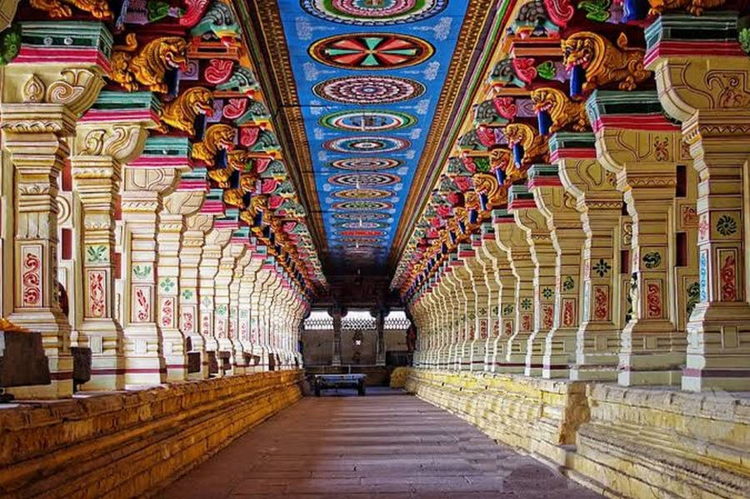 The Ramanathaswamy Temple and its Infinite Corridors | Ancient Origins