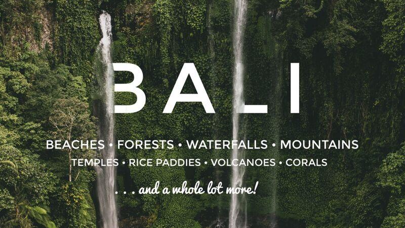 The Perfect Bali Itinerary - 2 Weeks-social media share image
