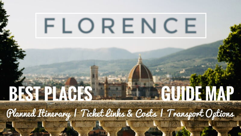 Top 10 Places To Visit In Florence-social media share image
