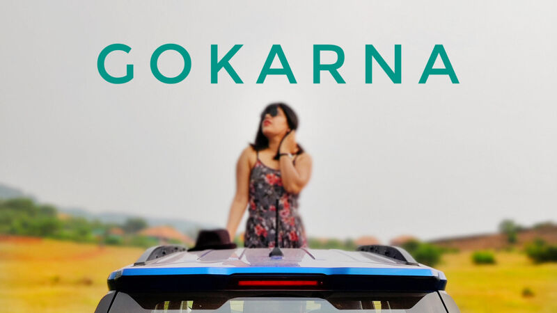 Top 6 places to visit in Gokarna-social media share image