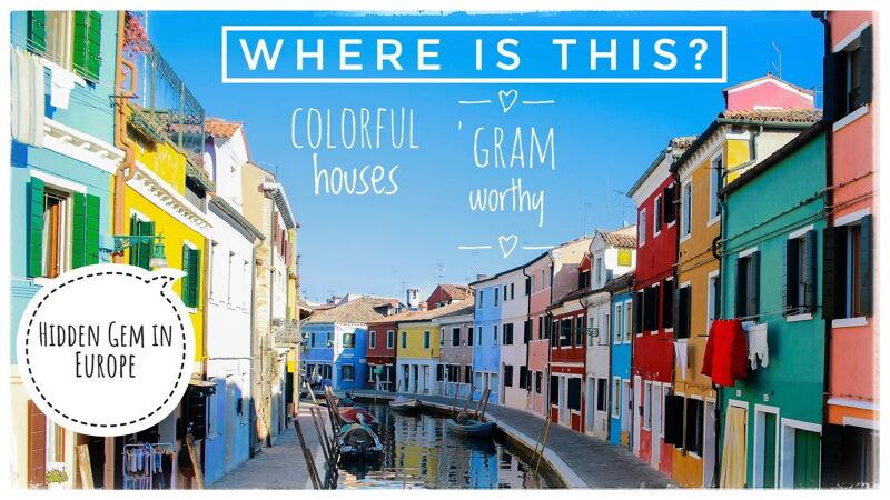 Top Venice Islands - Murano, Burano & Torcello-social media share image