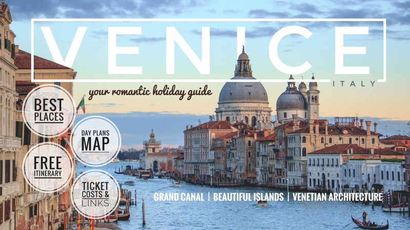 The Perfect Venice Itinerary-social media share image
