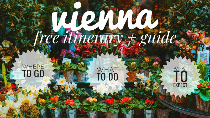 Vienna in 1 to 3 Days - Flexible Itinerary-social media share image