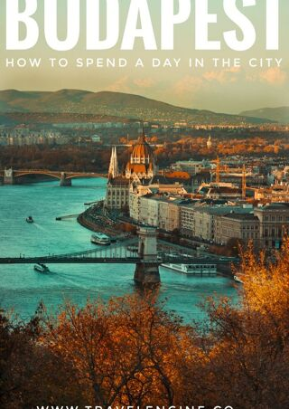 a walk through budapest