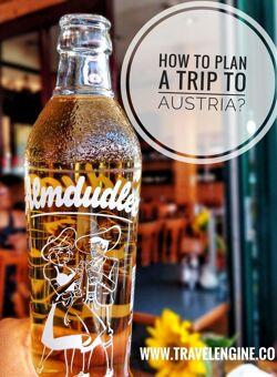 how to plan a trip to austria