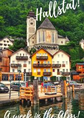 hallstatt week in the alps