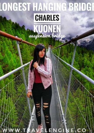 charles kuonen suspension bridge