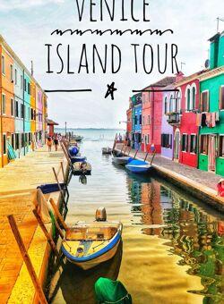 venice island tour
