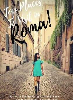 top places to visit in roma