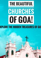 churches of goa