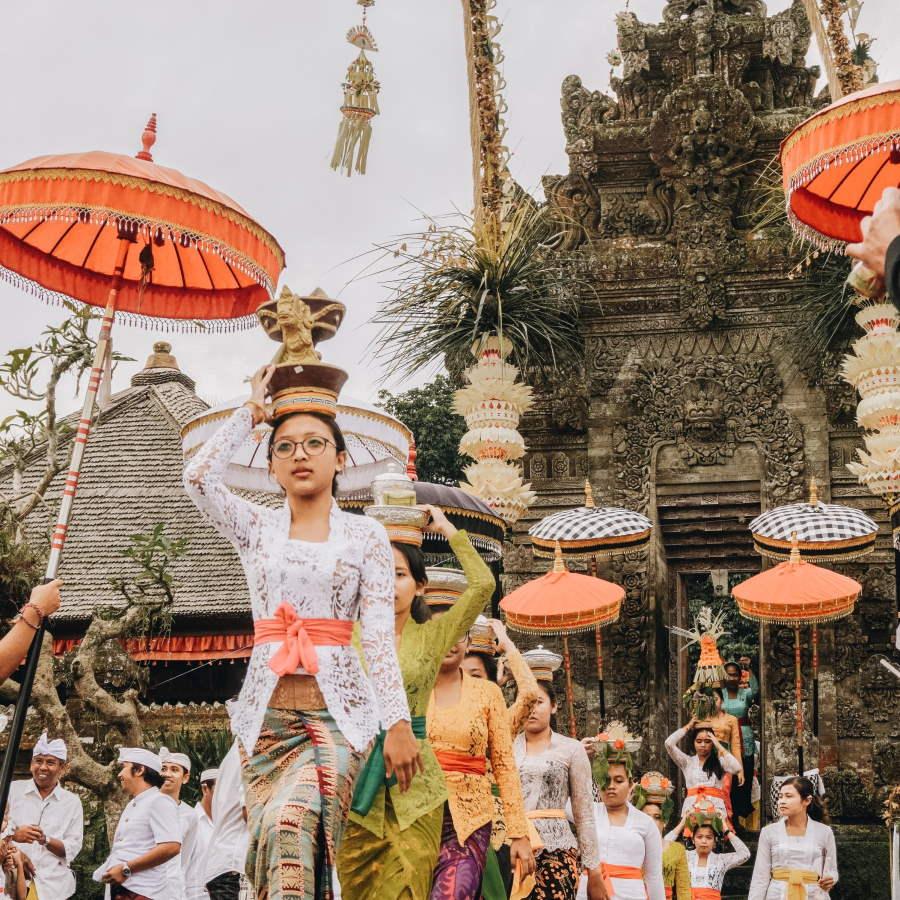 The Perfect Bali Itinerary - 2 Weeks Header Image