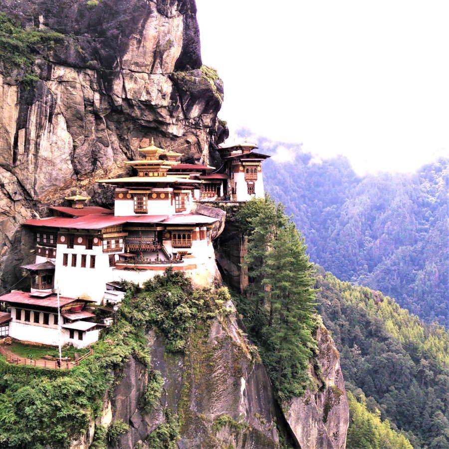 टाइगर्स नेस्ट, पारो, भूटान - पूरी जानकारी Header Image