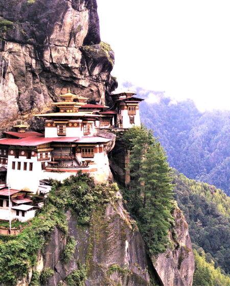 टाइगर्स नेस्ट, पारो, भूटान - पूरी जानकारी featured-post-thumbnail