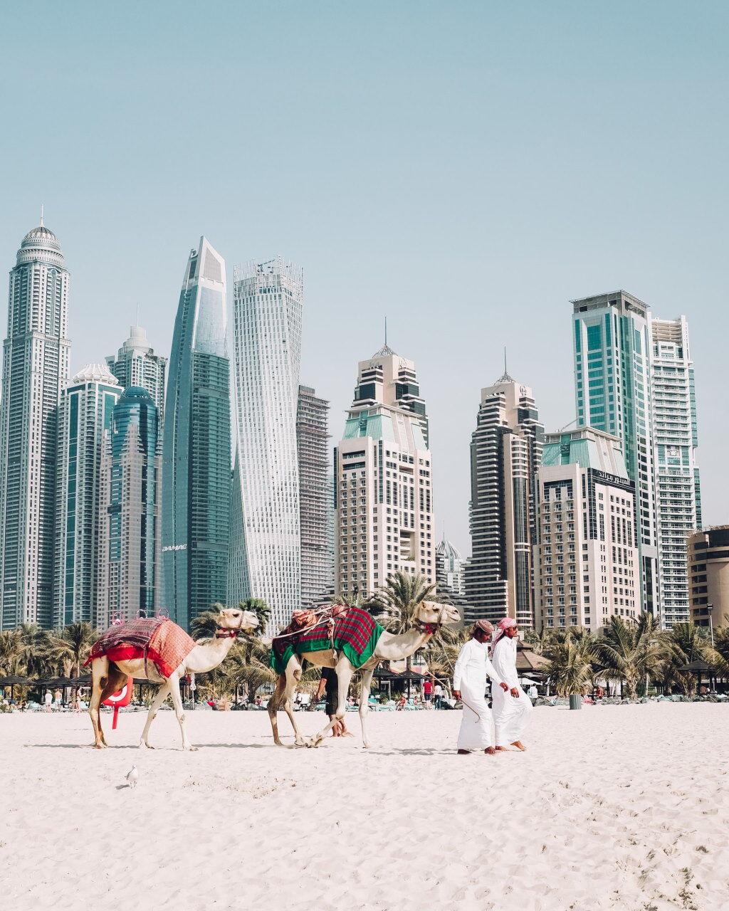 The Ultimate Dubai Guide Header Image