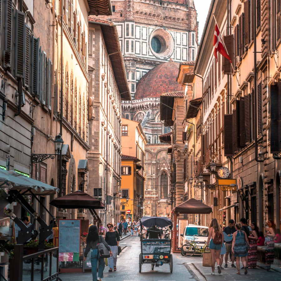 The Perfect Florence Itinerary Header Image