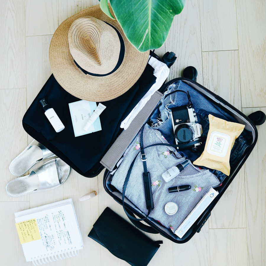 The Ultimate Packing Guide & Checklist Header Image