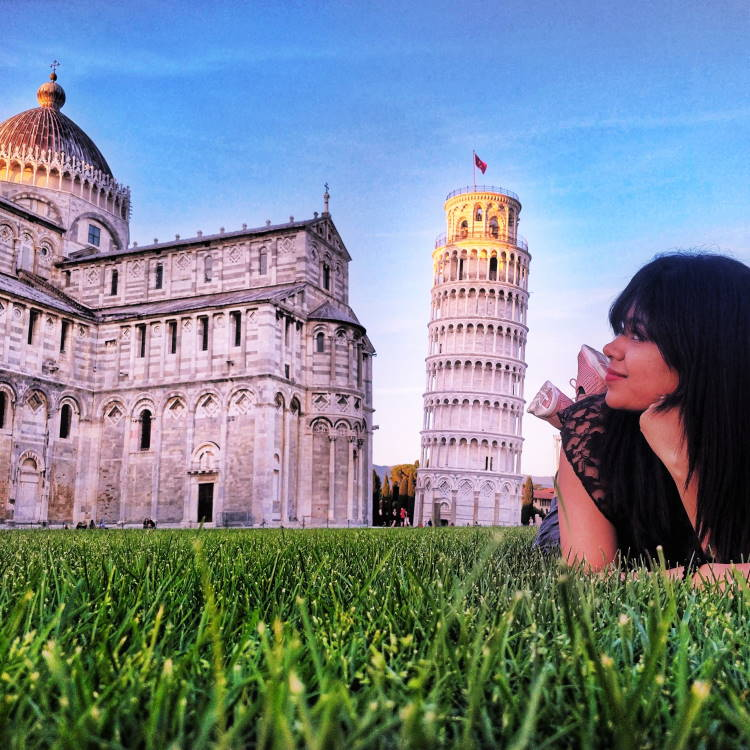 The Square Of Miracles - Pisa Header Image