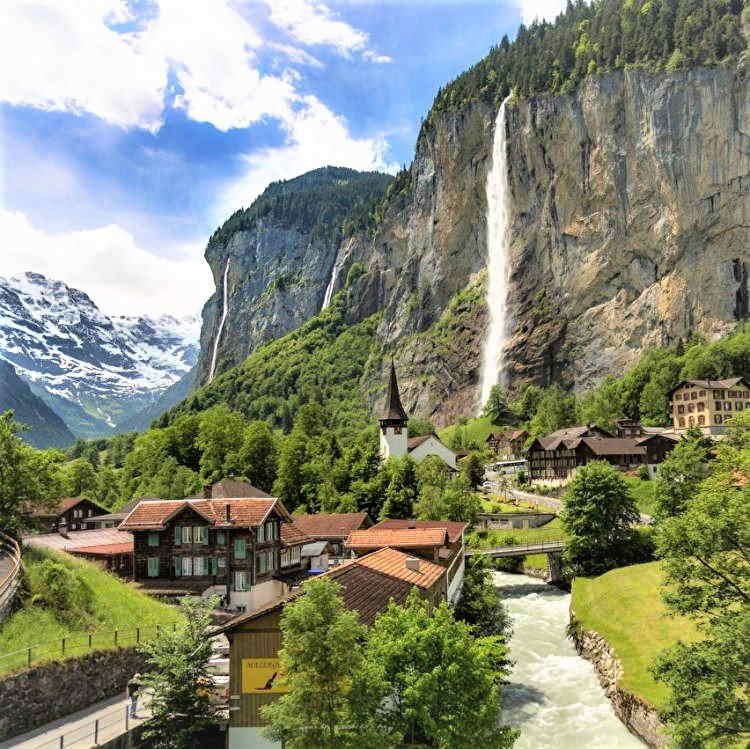 My Switzerland Dream Vacation Header Image
