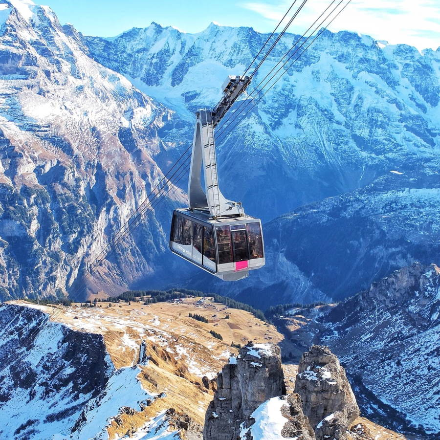 The Absolute Best of Swiss Mountains Header Image