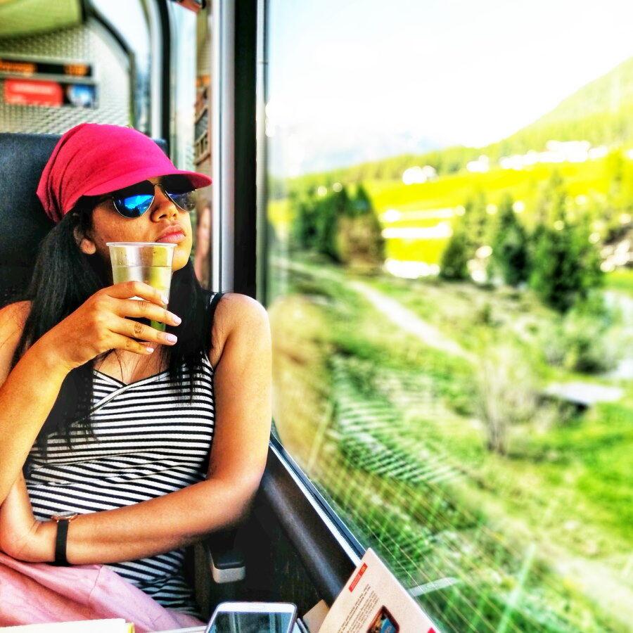 Swiss Scenic Train Rides Header Image
