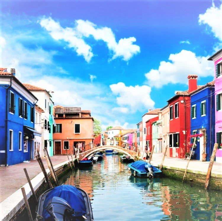 Top Venice Islands - Murano, Burano & Torcello Header Image